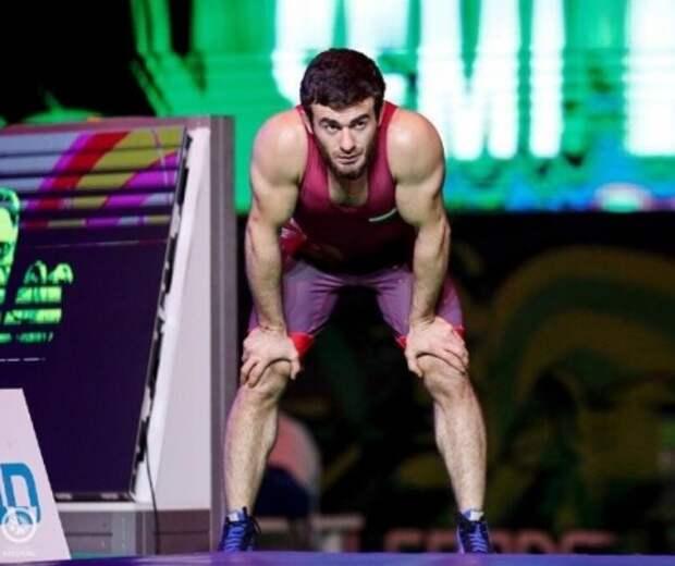Исмаил Мусукаев готовится к Олимпиаде