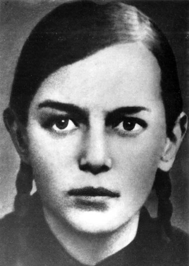 Зина Портнова. День памяти.