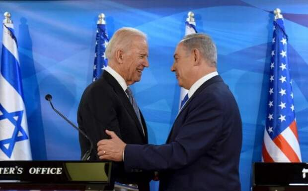 Байден иНетаньяху обсудили эскалацию палестино-израильского конфликта