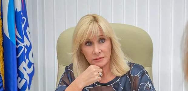 Оксана Пушкина - индикатор здоровья ЕР