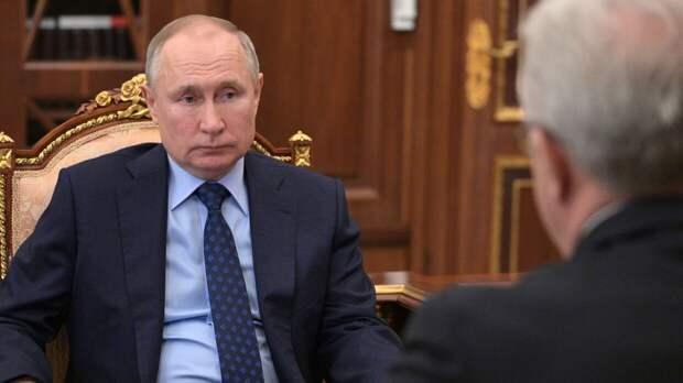 Блинкен заявил о возможной встрече Путина и Байдена в ближайшие недели