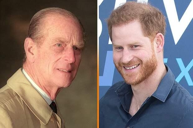 Журнал Paris Match разочаровал скептиков, не верящих в их родство: принц Гарри оказался копией своего деда