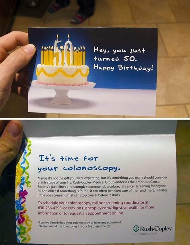 37 человек, чей день рождения не задался