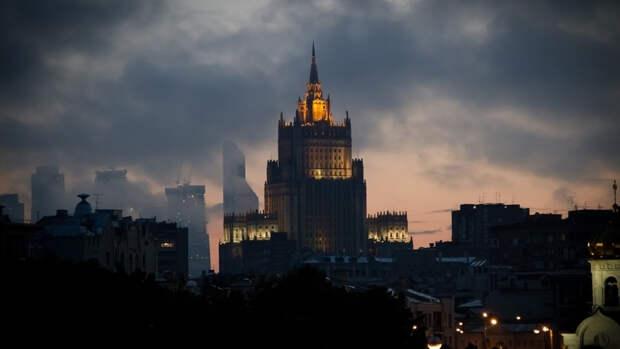 Посла Чехии вызвали в МИД РФ из-за высылки российских дипломатов из Праги