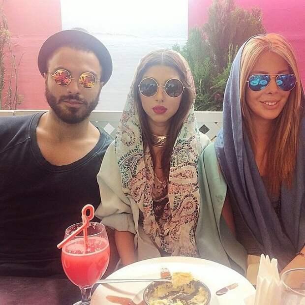 Современная уличная иранская мода, которая разрушит ваши стереотипы