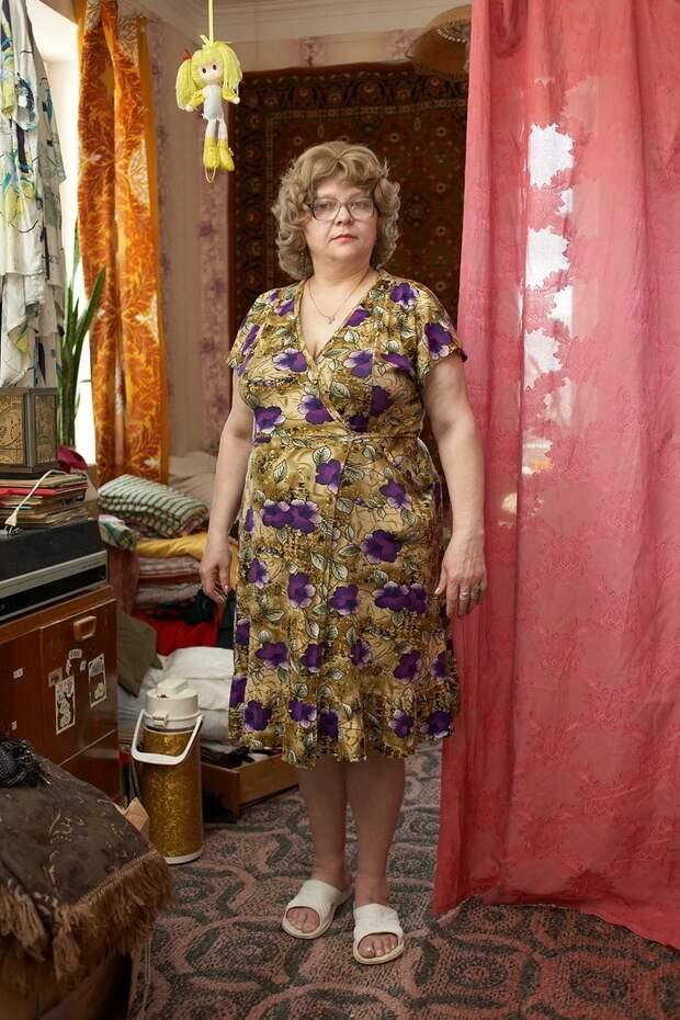 Домашняя одежда для женщин 50+, и это точно не халат