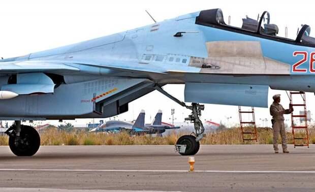 ВКС РФ раскрыли позиции боевиков в Сирии и уничтожили их
