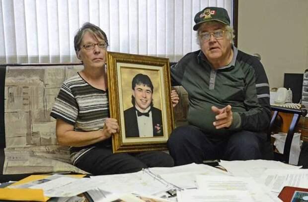 Темный заговор властей вокруг загадочной смерти Кори Шерби