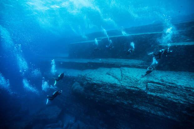 Подводные загадки и тайны океанов