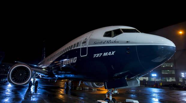 Полеты Boeing 737 MAX возобновятся не ранее 2020 года