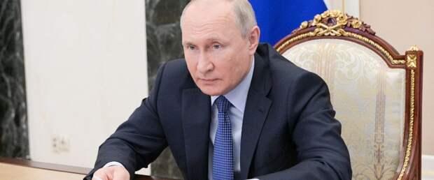 Путин назначил выборы в Государственную думу на 19 сентября 2021 года