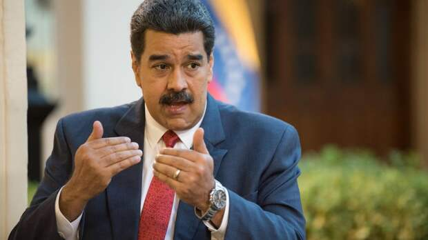 Мадуро заявил о готовности к переговорам с оппозиционером Гуайдо