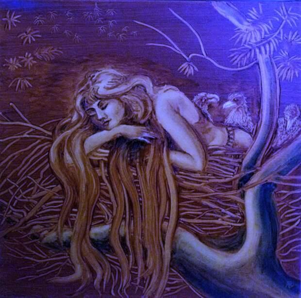 Богиня Рось