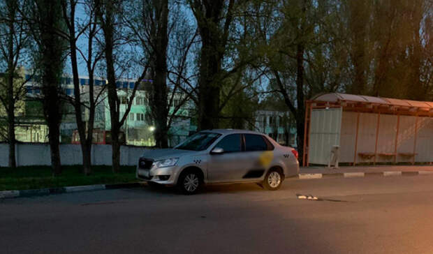 В Белгороде ДПСники спасли таксиста синсультом