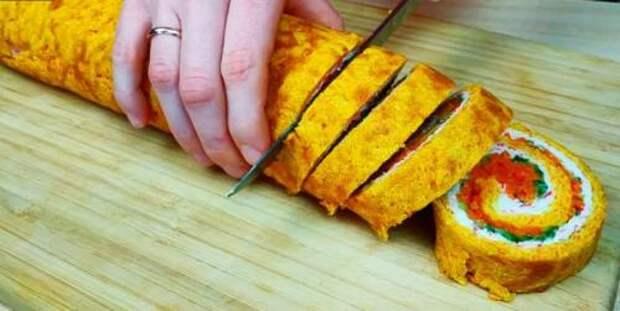 Рецепт необычной и вкусной закуски из моркови, которая меня влюбила в себя с первого кусочка