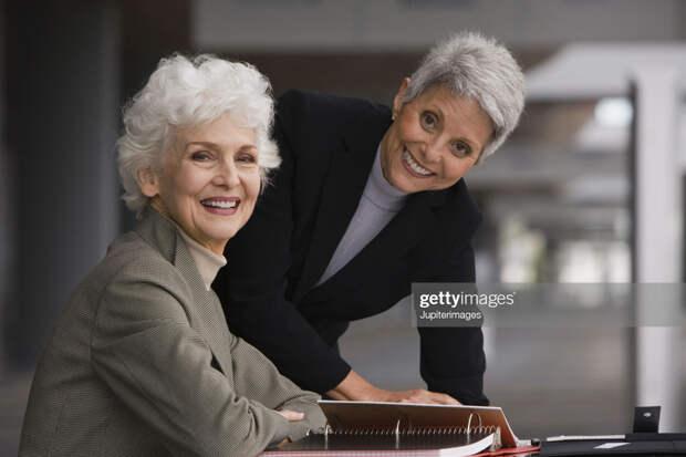 О том, как стать успешной бизнес-леди в 60+