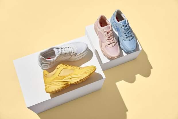 Три желания девушки к весне: кроссовки, кроссовки, кроссовки!