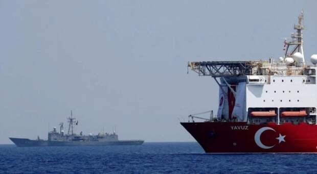 Французско-турецкий конфликт у берегов Ливии