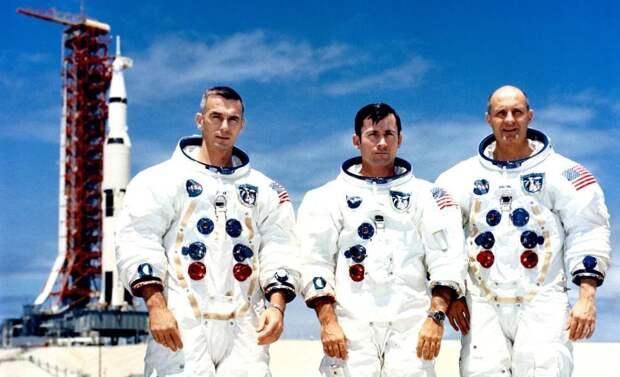 Секреты миссии Аполлон-10: был ли контакт с инопланетянами?