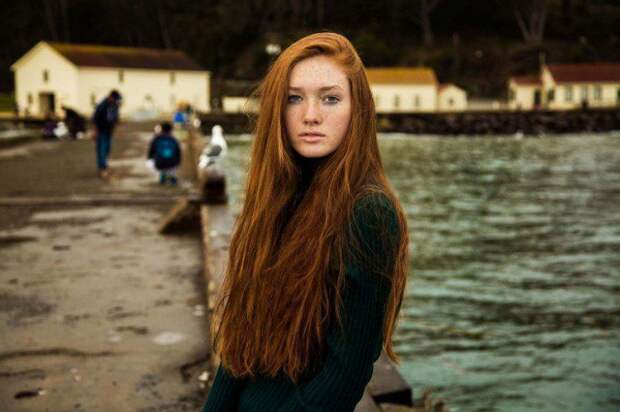 Фотограф показала в своих работах женскую красоту в разных странах.