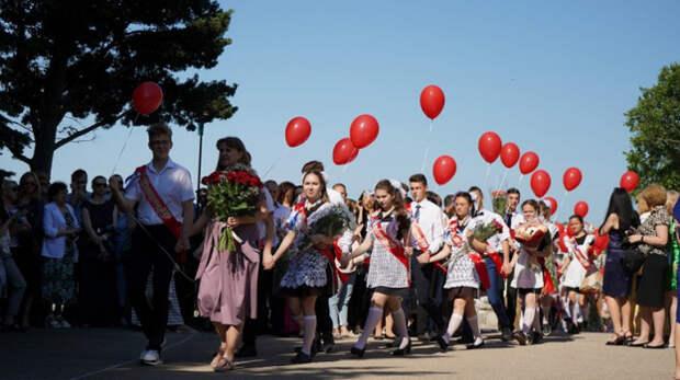В Севастополе на последний звонок будут пускать родителей по спискам