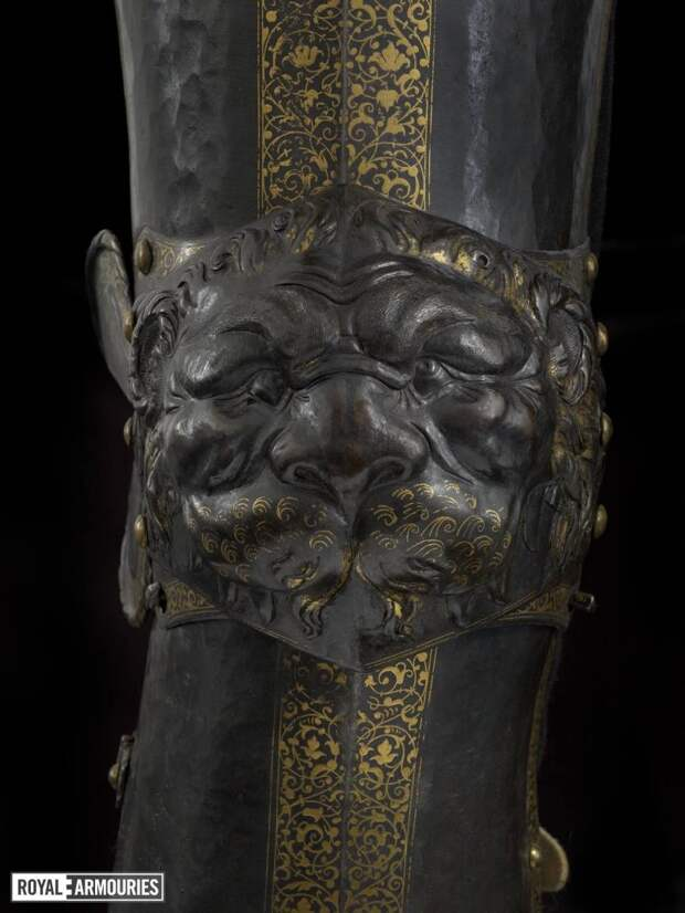 «Львиные доспехи» Генриха II