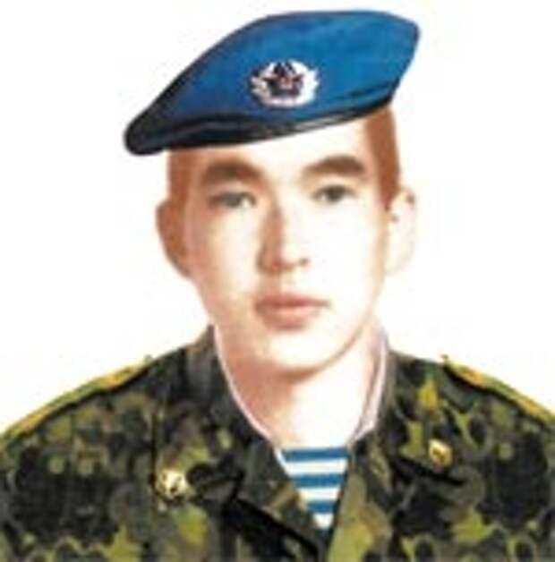 Амбетов Николай Камитович
