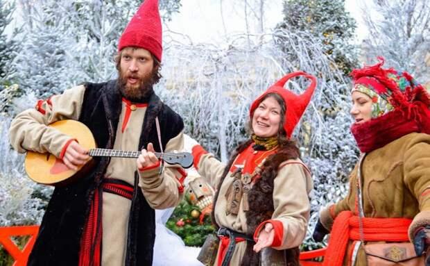 Фестиваль «Московская Масленица» соберет гостей в Лианозовском парке Фото с сайта mos.ru