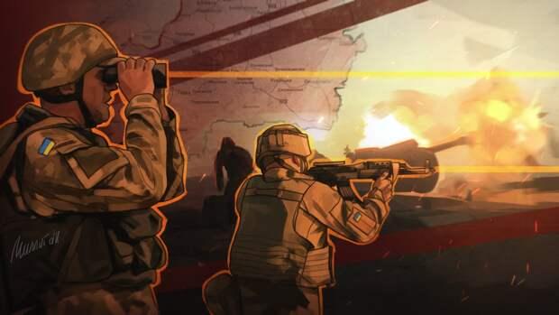 Бойцы ВСУ за сутки пять раз обстреляли территорию ЛНР