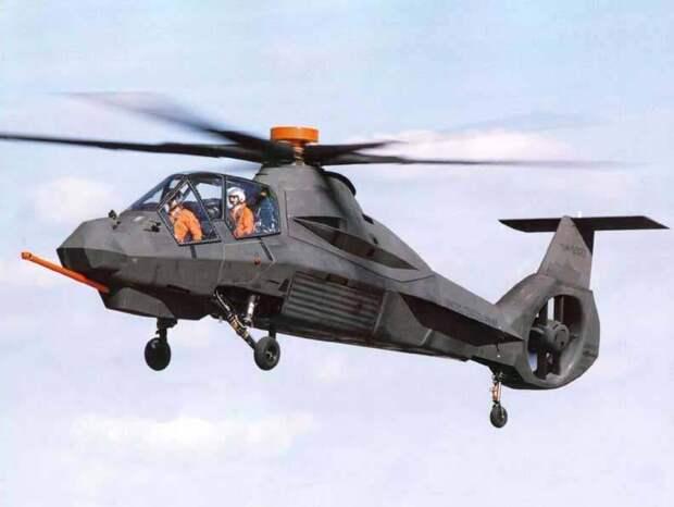 Вызовы и технологии. О малозаметности вертолетов