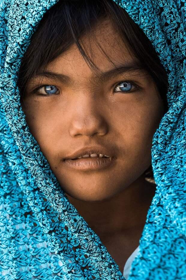 О эти прекрасные глаза — зеркало души