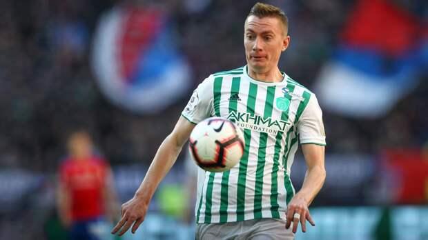 Талалаев: «Семенов играет лучше Джикии и других игроков обороны в России»