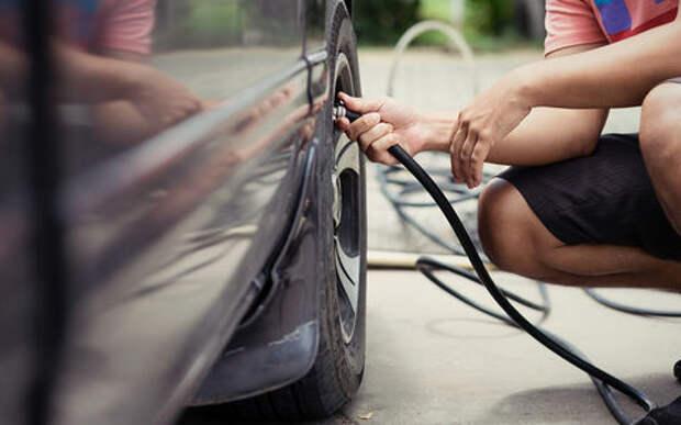 Азот в шинах - это развод. Но есть реальные способы сэкономить!