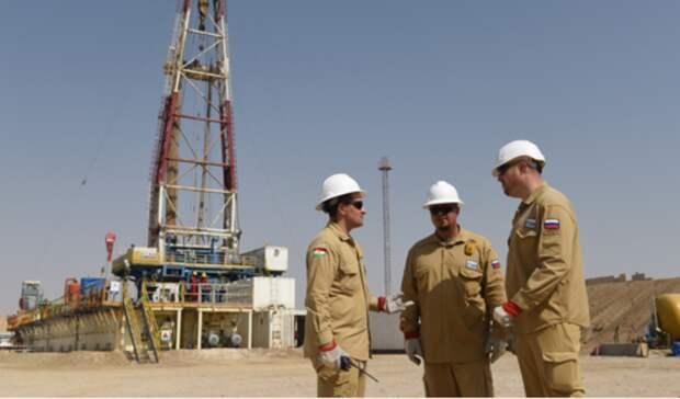 Второй год «Газпром нефть» снижает добычу нефти вИраке иКурдистане