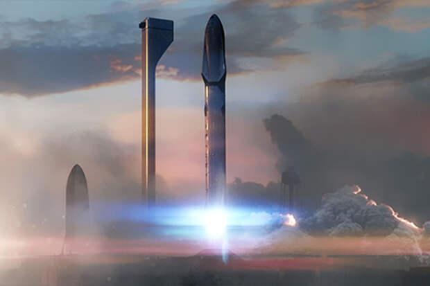 Концепт ITS (Interplanetary Transport System)