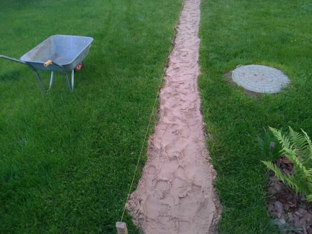 Вся правда о садовых дорожках.