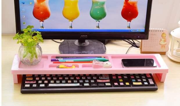 Органайзеры для парты и офисного стола (трафик)