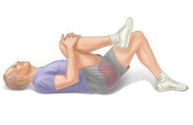 Упражнения при болях в спине и пояснице: 4 отличных лечебных движения - и позвоночник в порядке!
