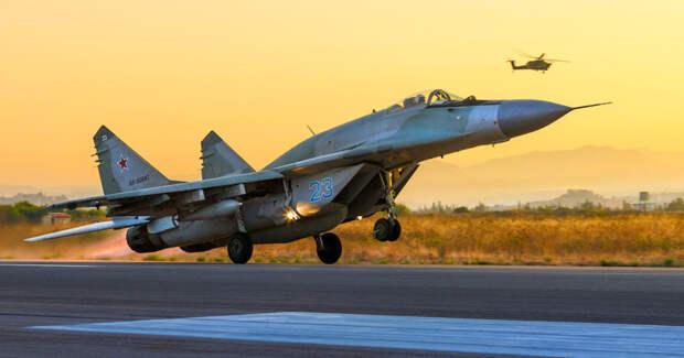 Русский монстр всегда будет в тренде: чем американцев удивил МиГ-29