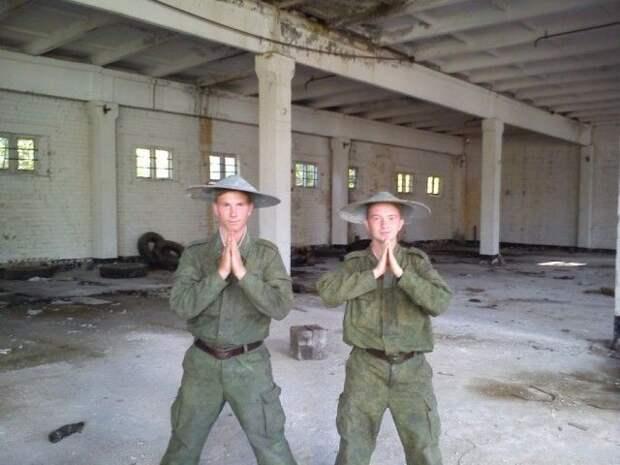 Жизнь в армии не сахар, но и не горчица