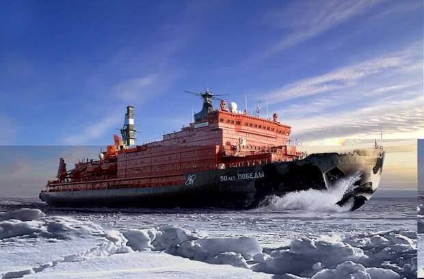 The National Interest: Россия намерена превратить ледоколы в боевые корабли