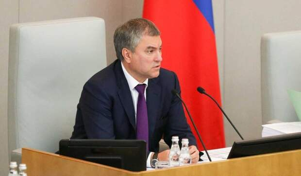 Володин назвал способы избежать повторения трагедии в Казани