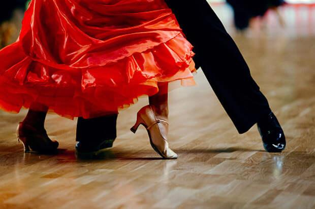 В Лианозовском парке научат танцевать латину