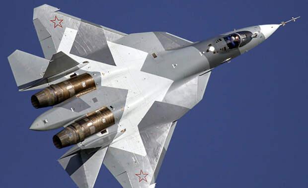 В Минобороны оценили темпы сборки первого серийного Су-57