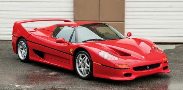 Самые дорогие автомобили Ferrari 1 часть