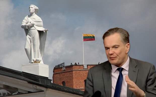 Литовский дипломат назвал Россию ведущим торговым партнером их страны