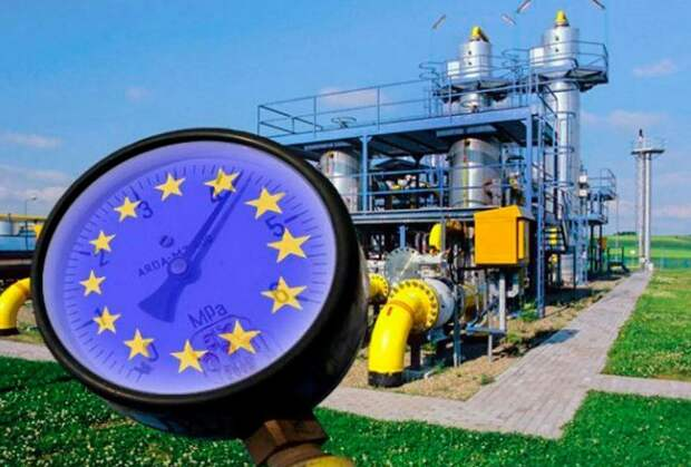 Наконец то дожили: вместе с газом «Газпром» начал качать и права.