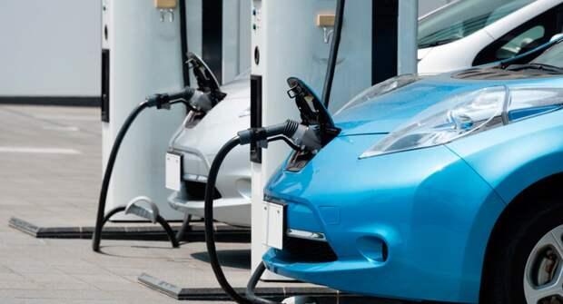 МЧС снимет запрет на установку зарядных станций для электромобилей под землей