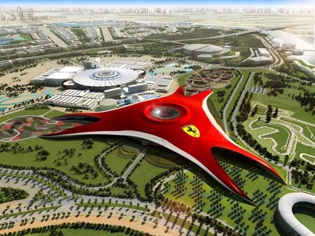 ТОП-10 самых удивительных архитектурных строений в мире