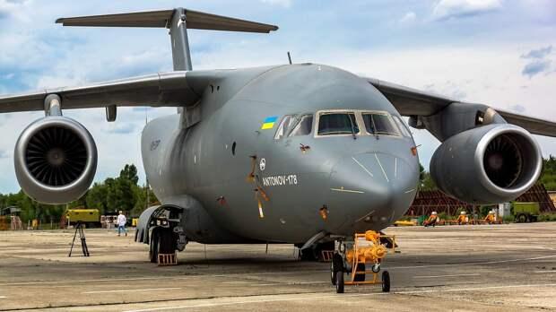«Самолетостроение Украины - это иллюзия»: ГП «Антонов» потерял перспективы на рынке Европы